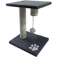 Cheap Cat Scratching Post Tree with Toy sale