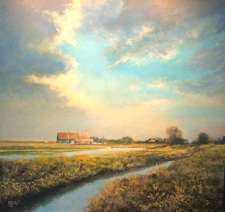Oare Creek, Kent. - Martin Bullivant