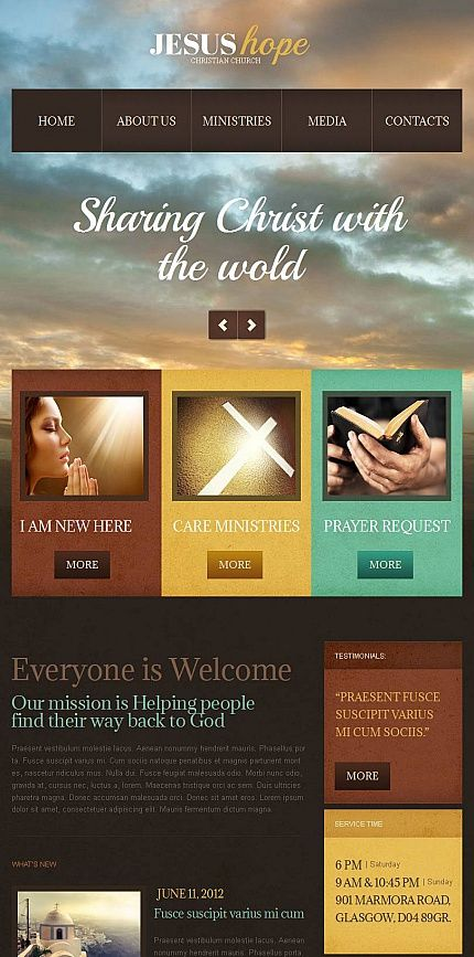 facebook welcome page templates.html