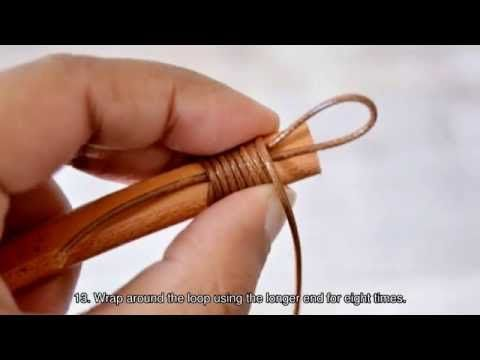 How To Make an Awesome Bracelet for Men - DIY Style Tutorial - Guidecentral
