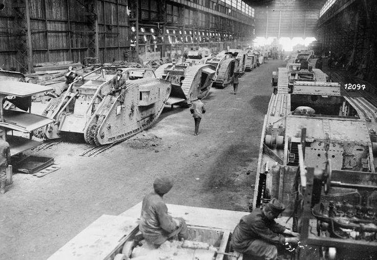 germany world war 1 industry pdf