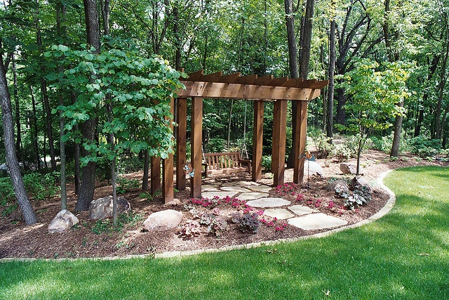 17 Best Images About Arbors And Swings On Pinterest