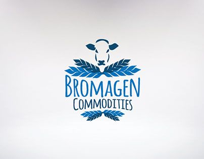 """Check out this @Behance project: """"Dairy Farm Logo"""" https://www.behance.net/gallery/28039019/Dairy-Farm-Logo"""