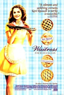 Waitress - Jenna is a pregnant, unhappily married waitress in the deep south. She meets a newcomer to her town and falls into an unlikely relationship as a last attempt at happiness. (2007)