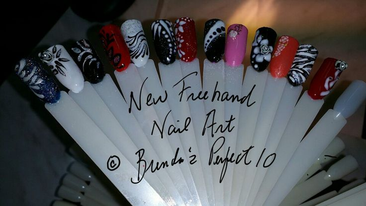 New Nail Art by Brenda'z Perfect 10