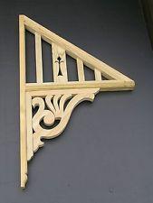 Wooden Verandah Bracket/ Window Awning
