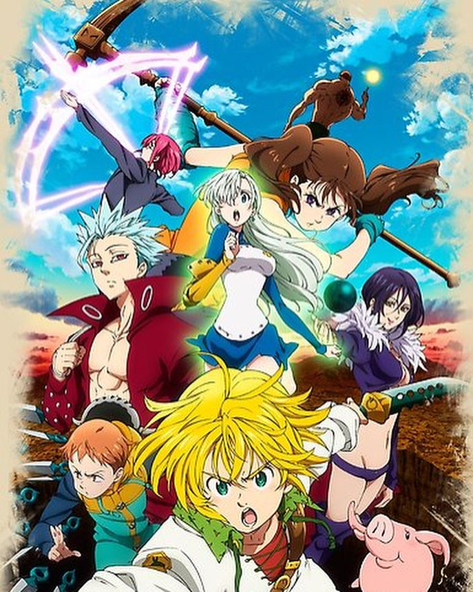 Do you watch the seven deadly sins? Anime The seven