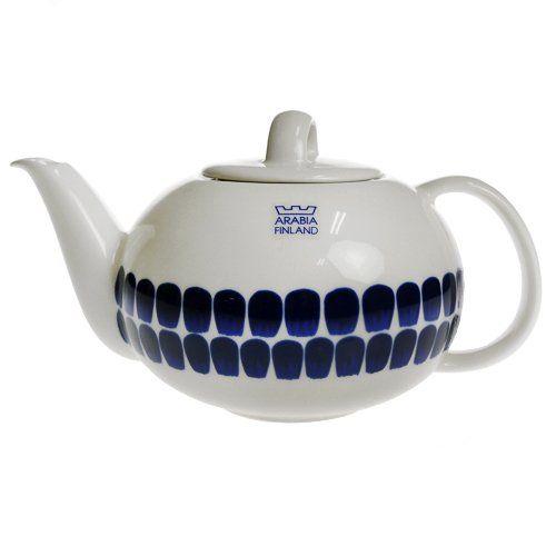 ARABIA 24h Tuokio Teapot1.2L