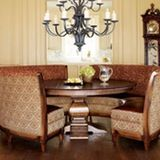 9 Best Rounded Banquettes Images On Pinterest Banquettes Dining Set And Dining Sets