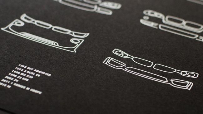Los pósters de NOMO son toda una invitación a la compra compulsiva de arte con coches