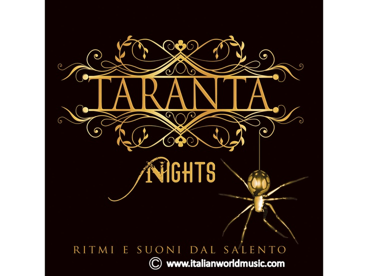 TARANTA NIGHTS - 2CD Compilation V.A. (IRM 889 - 2008) with the Best of Taranta, Pizzica, Pizzica Pizzica, Pizzica Salentina, Music from Salento, Italian World Music. LISTEN IT by Clinking on the pic