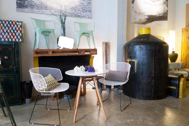 Updesign Tolix y sillas Arkys - Postdam Pamplona