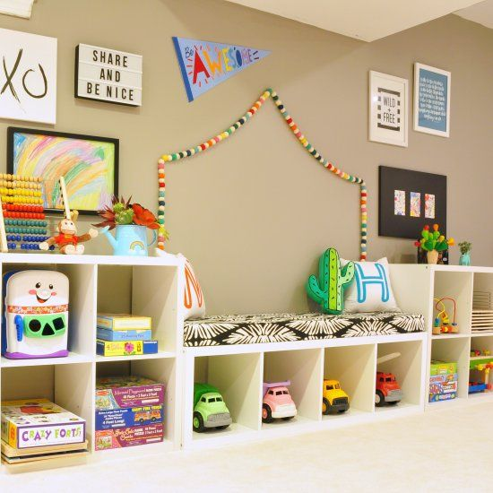 Ikea Kids Room Inspiration: Home Design And Decorating Ideas