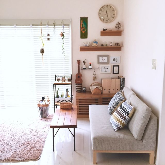 SAYOさんの、部屋全体,IKEA,北欧,北欧雑貨,北欧インテリア,のお部屋写真