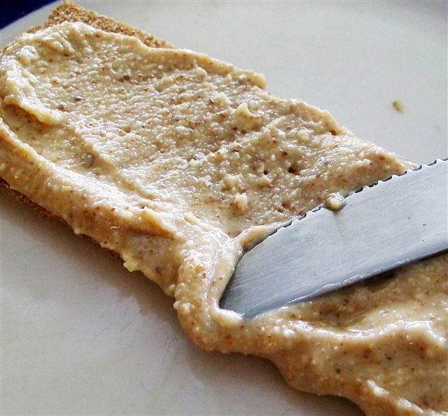 Quirky Cooking: Nut Butter