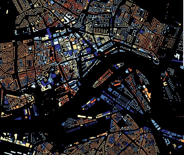 Age of buildings in Holland http://code.waag.org/buildings/#51.9141,4.4919,14