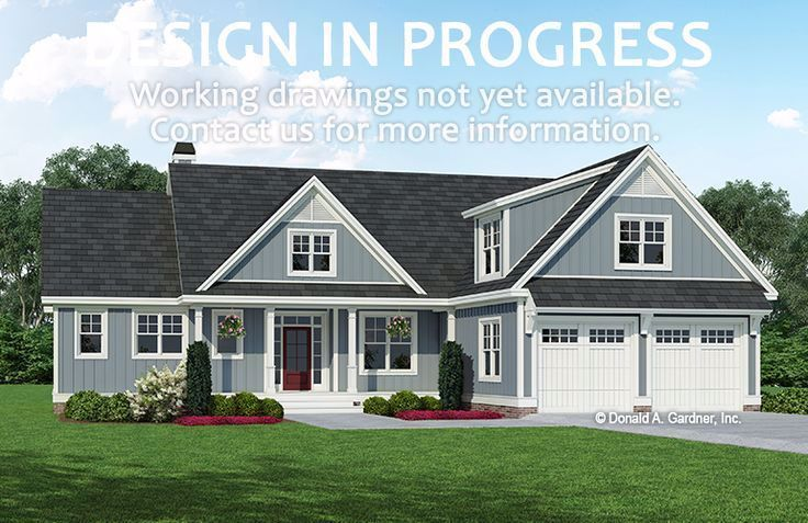 Plan 15885ge Affordable Gable Roofed Ranch Home Plan Craftsman House Plans Ranch House Plans New House Plans
