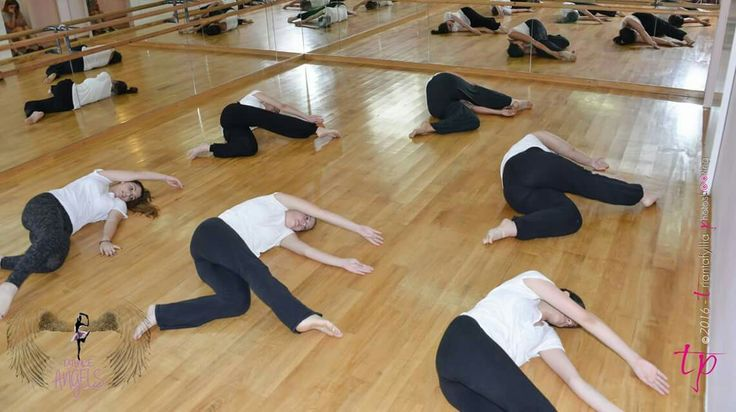 Ανοιχτά μαθήματα - Open Classes 2016 A Degree - Σύγχρονος χορός (30/6/16)
