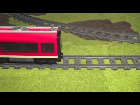"""▶ lego animations """"Take the A Train"""" (7936-7937-7938-7939) - YouTube"""