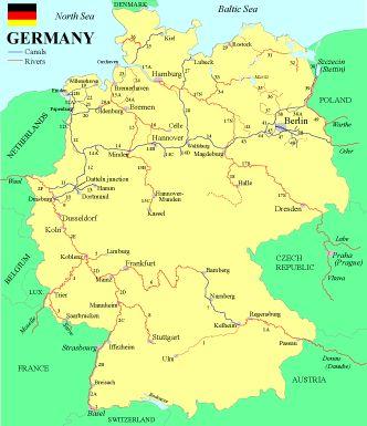 Germanybasemap