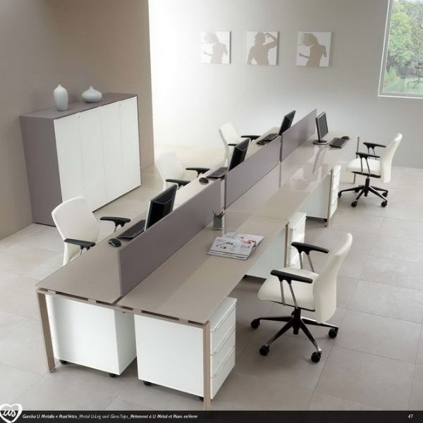 25 Best Ideas About Office Workstations On Pinterest