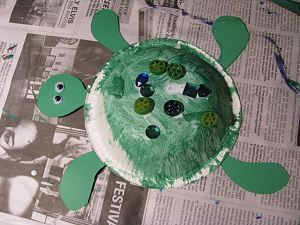 Celebrate World Turtle Day With This Craft For Preschoolers Little