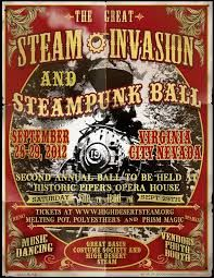 Image result for steam punk propagandas