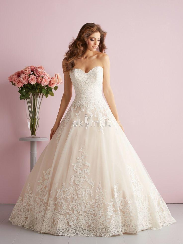 Top Oltre 25 fantastiche idee su Principessa sposa su Pinterest  FF04