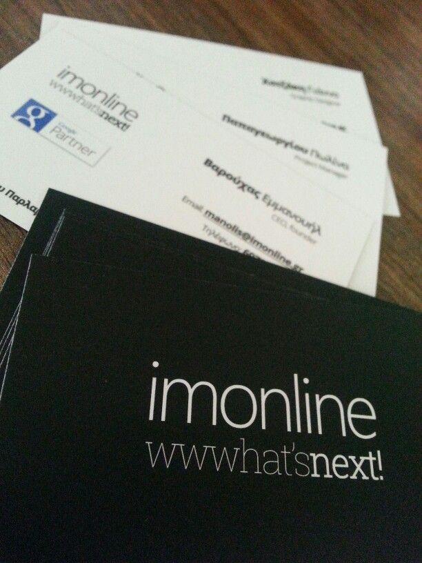 Έφτασαν οι νέες μας κάρτες!