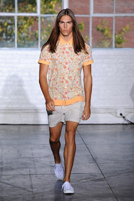 Parke & Ronen Spring Summer 2015 Fashion Show Collection Images