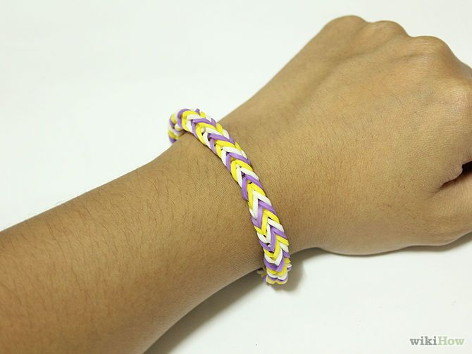 Make a Fishtail Loom Bracelet Final.jpg