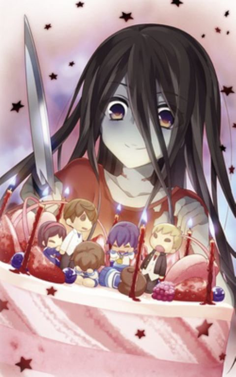 Corpse Party || One of the creepiest things I've ever watched....maybe even more so than Higurashi