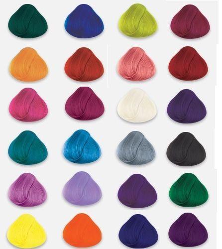 La Riche Directions semipermanente Haarfarbe Tönung (alle Farben) 88ml