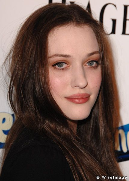 So originally I pictured Kat Dennings as Cordy, but I actually think she'd make a better Bean. She's beautifully sharp and sarcastic.