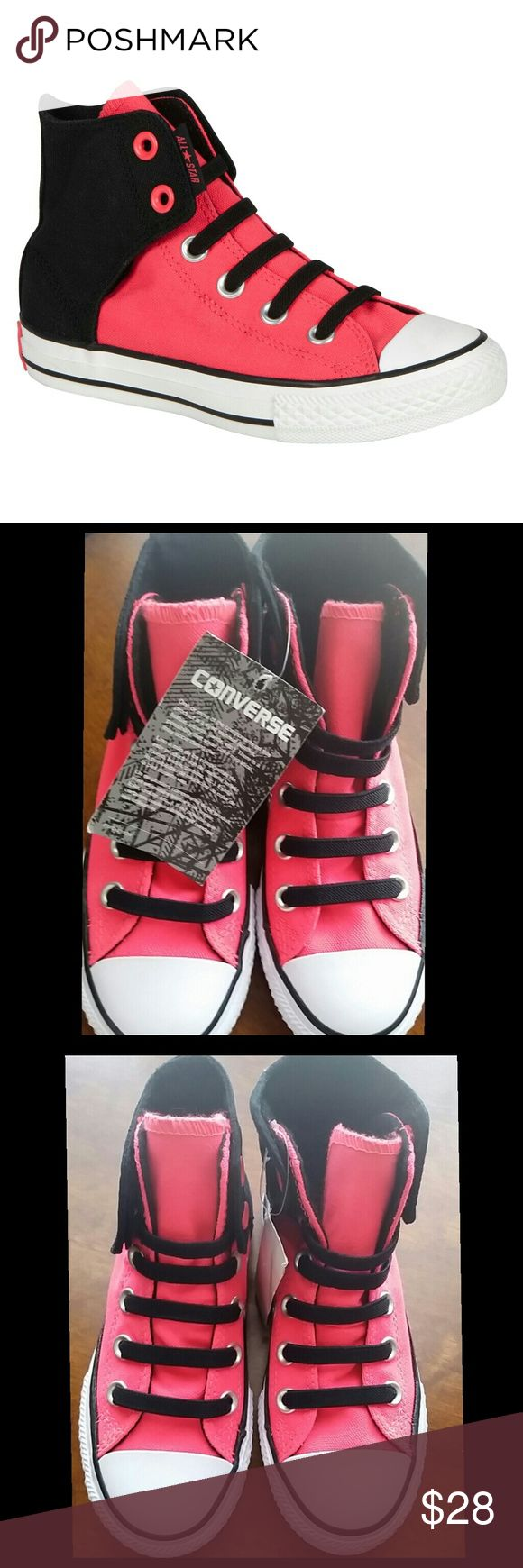 NWT Converse toddler girls sneakers Size 11 Available on Mercari for a better price NWT Converse Shoes Sneakers