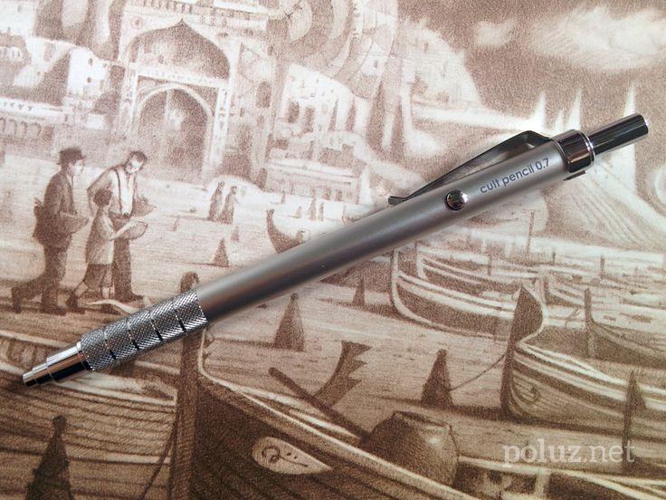 Cult Pens Double-Knock Mechanical Pencil