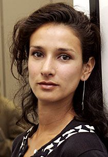 Indira Varma- Indian + Swiss (British)