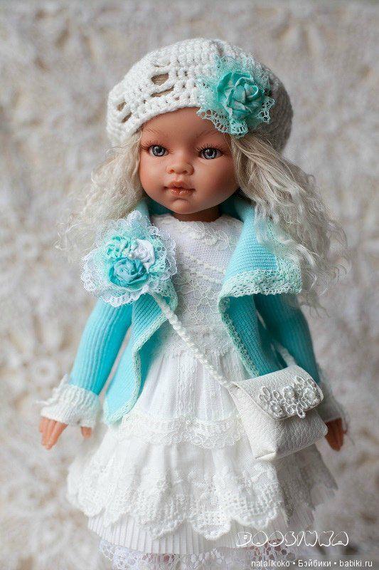 Комплект для кукол Paola Reina, Antonio Juan / Одежда для кукол / Шопик. Продать купить куклу / Бэйбики. Куклы фото. Одежда для кукол
