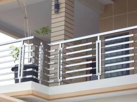 Terrace Grills Design 2019 Philippines in 2020 | Balcony ...