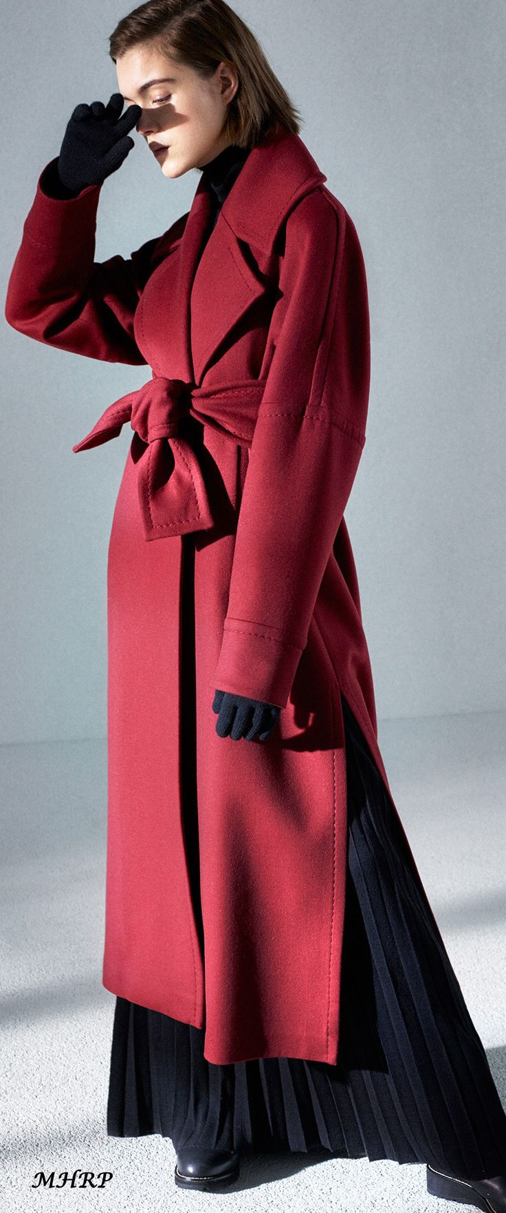 max-mara-atelier-fall-2018_pinned from vogue.com/fashion-show