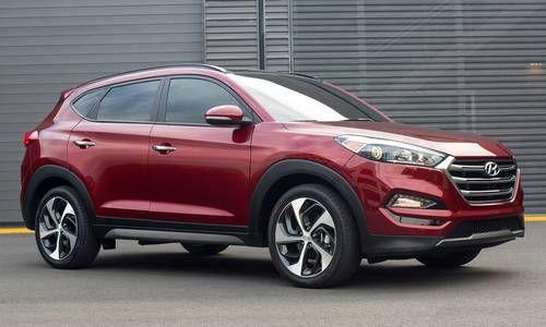 #Hyundai #Tucson. Le SUV Crossover qui allie une dynamique de conduite exemplaire à un style affirmé.