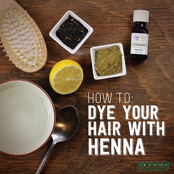 If you're working to clean up your beauty routine, don't stop with your hair color. Instead, turn to red henna powder for a natural alternative to synthetic hair coloring. #NaturalBeautyCare