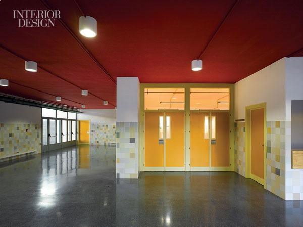 School In Granada Spain