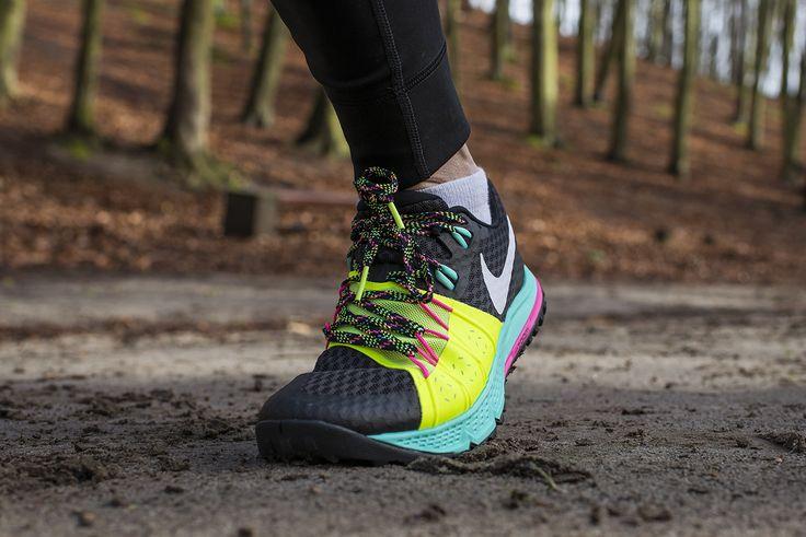 #Nike  NIKE AIR ZOOM WILDHORSE 4. Czwarta odsłona to wygoda i świetna przyczepność na urozmaiconym podłożu.