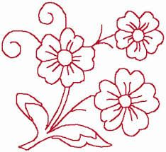 Resultado de imagem para riscos de flores