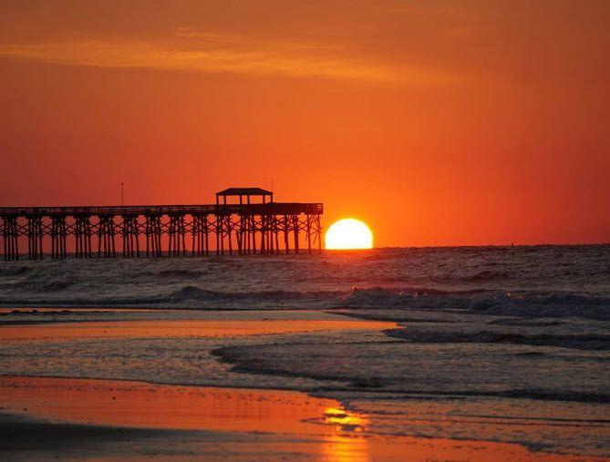 Relax and Unwind in Myrtle Beach, South Carolina! | Photo via IG @lee.liepins