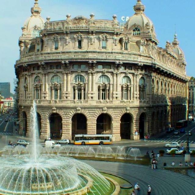 Genova, Italia!