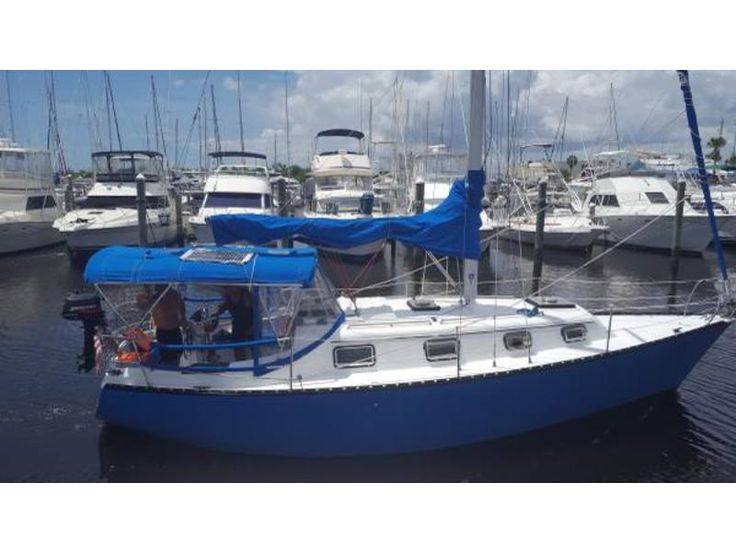 1979 Hunter Cherubini located in Florida for sale