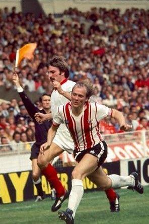 David Peach Southampton 1976