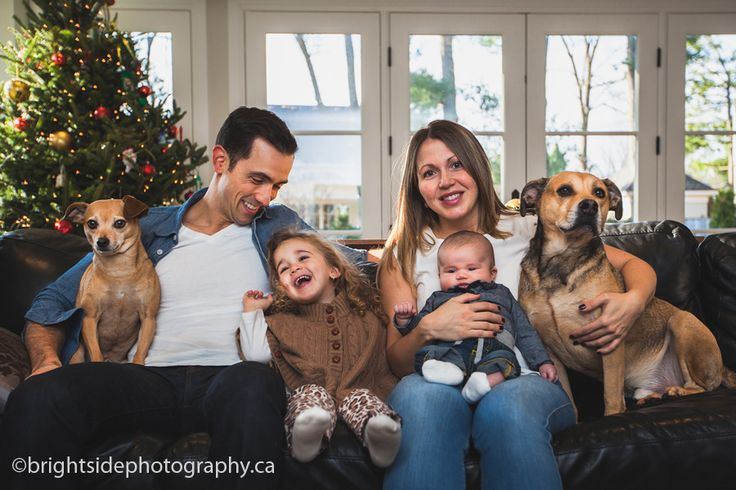 Oakville Family Photographer - in Home family photography